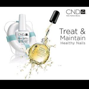 CND Hand & Nail